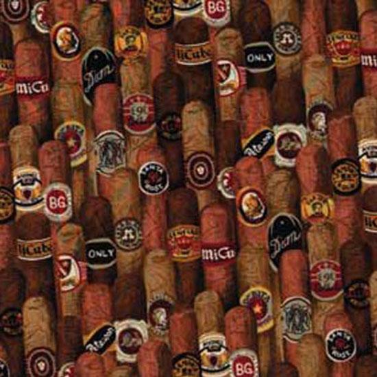 Cigars Table Cloth