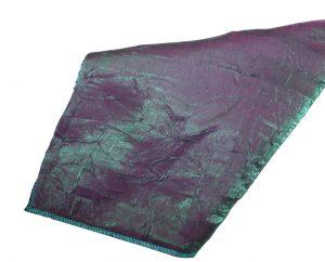 Amethyst Emerald Crushed Shimmer Napkin