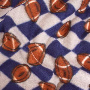 BlueGreyFootballFleece