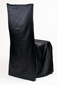 Square Back Chair Covers