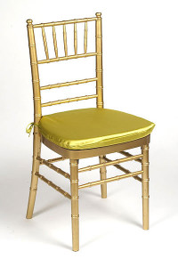 Citron Lamour Chair Pad Cover