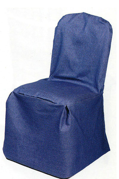 Denim Chair Cover