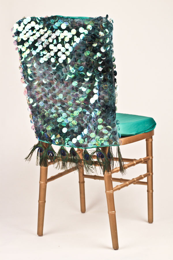 Emerald Tie Dye Paylette Chair Cap