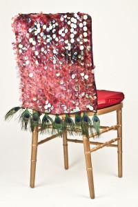 Ruby Tie Die Paylette Chair Cap