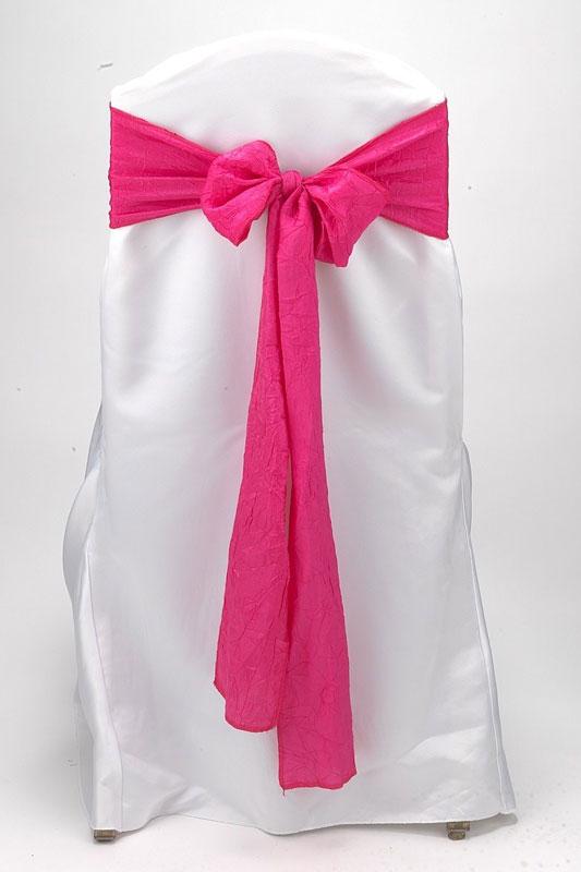 Fuchsia Shimmer Tie