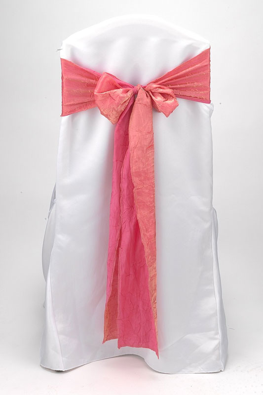 Pink Grapefruit Crushed Shimmer Tie