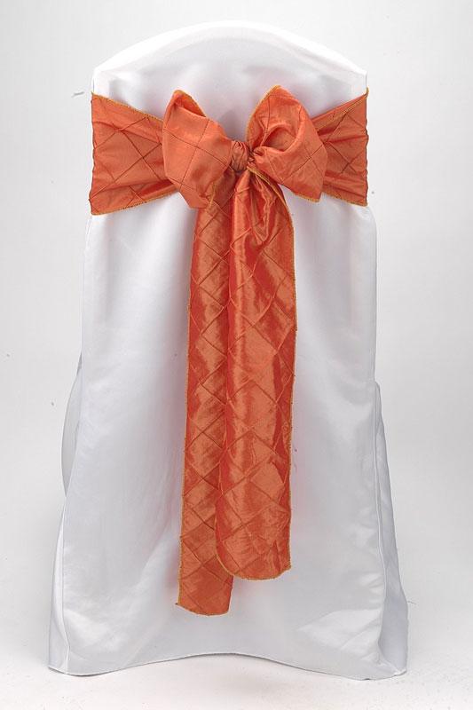 Fire Pintuck Tie