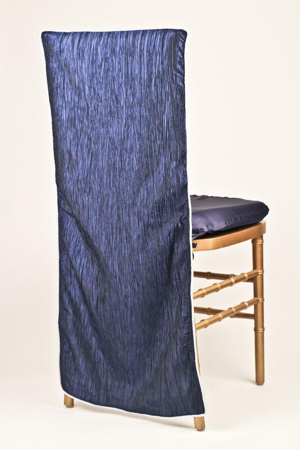 Royal Silver Piping Chair Back