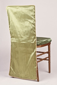Celery Peacan Piping Chair Back