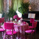 fuschia pink floral bouquet gallery 1