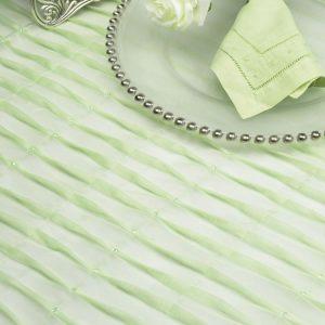Celedon Sequin Ruffle