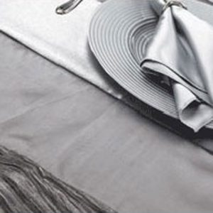 Platinum Delhi Shimmer Silk