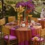 Fuchsia Lamour Chair Cover