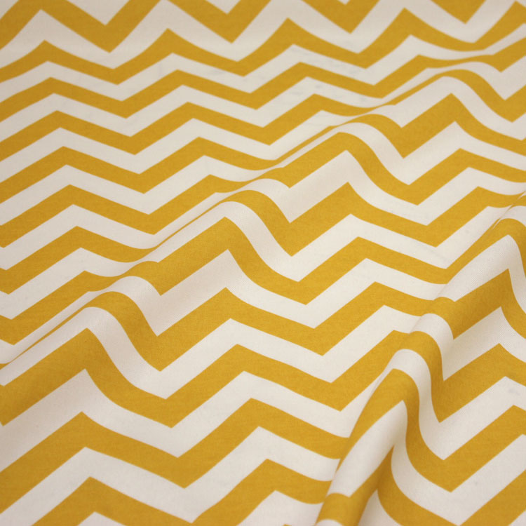 Sunbeam Chevron Table Linen Rental Tablecloth