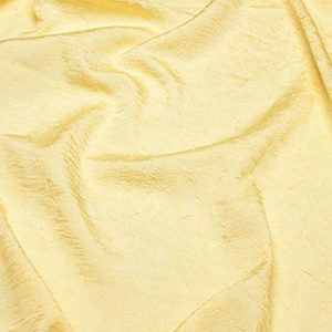 Buttercup Crushed Taffeta