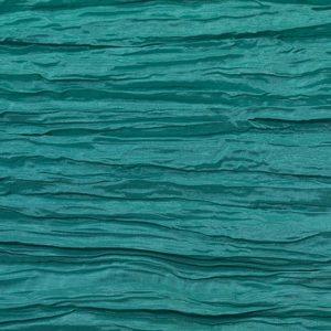 Aqua Marine Crinkle Taffeta
