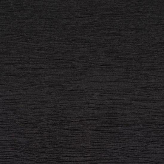 Black Crinkle Taffeta