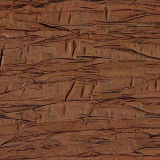 Cinnamon Crinkle Taffeta