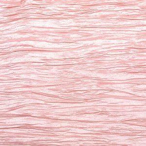 Pink Crinkle Taffeta