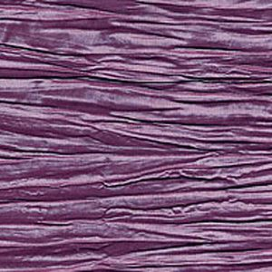Steel Passion Berry Crinkle Taffeta