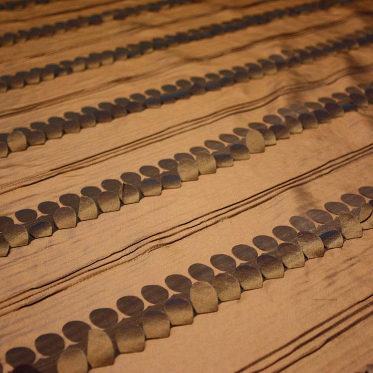 Copper Cutwork
