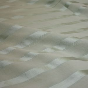 Celedon Stripe Damask