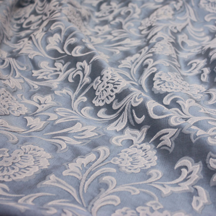 Chambray Washed Damask