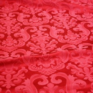 Red Apple Brocade