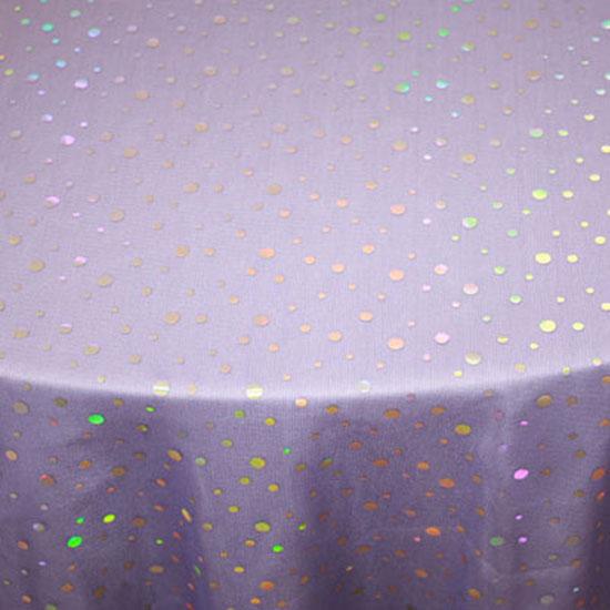 Purple Bubble Hologram