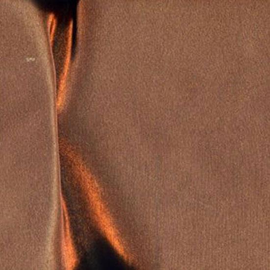 Copper Iridescent Satin