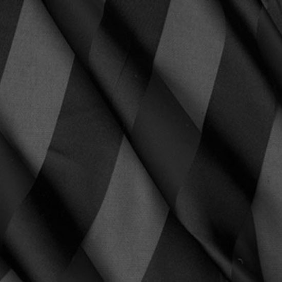 Black Regal Stripe