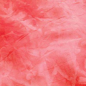 Red Tie Dye Crinkle Sheer