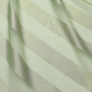 Seafoam Regal Stripe Sheer