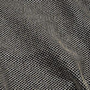 Silver Fishnet