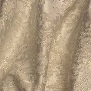 Golden Snow Brocade