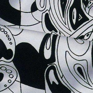 Black & White Pucci