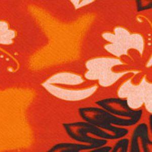 Red Orange Luau