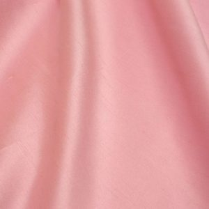 Light Pink Poly Dupioni