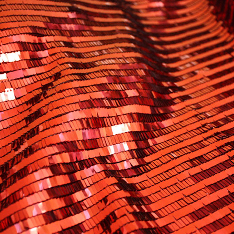 Red Piano Sequin