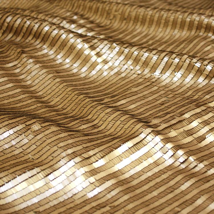 Gold Piano Sequin