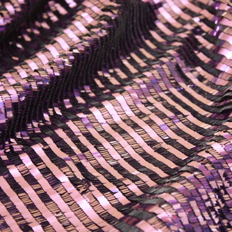 Purple Piano Sequin
