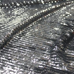 Silver Piano Sequin