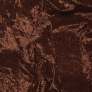 Chocolate Panne Velvet