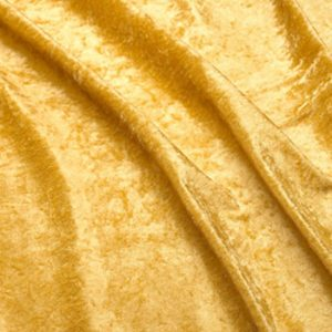 Gold Panne Velvet