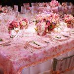 Light Pink Lamour Napkins