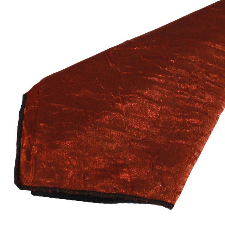Copper Crushed Shimmer Napkins
