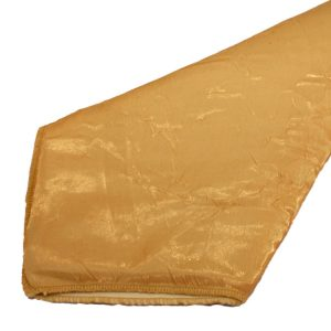 Gold Crushed Shimmer Napkins