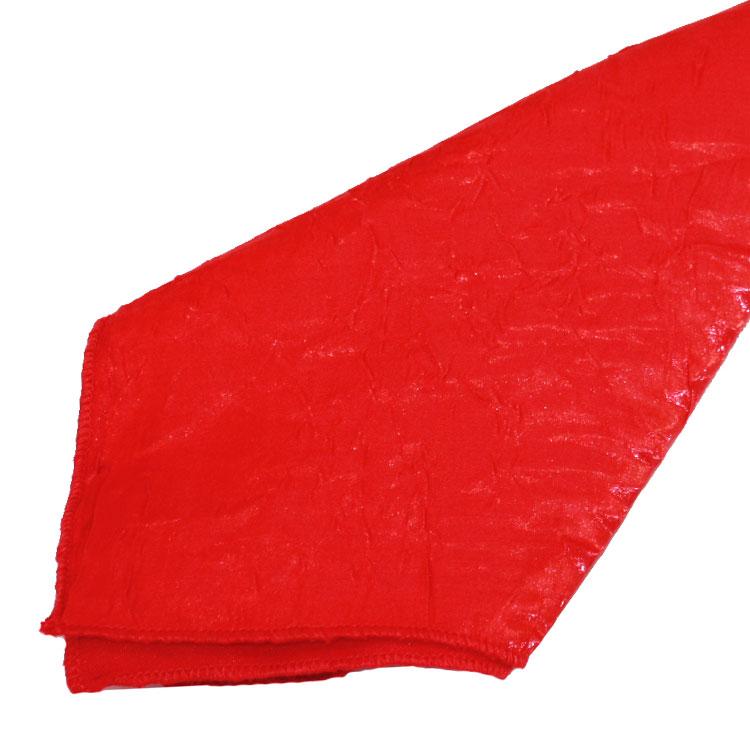 Red Crushed Shimmer Napkins