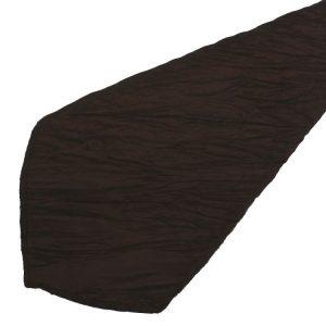Chocolate Crinkle Napkins
