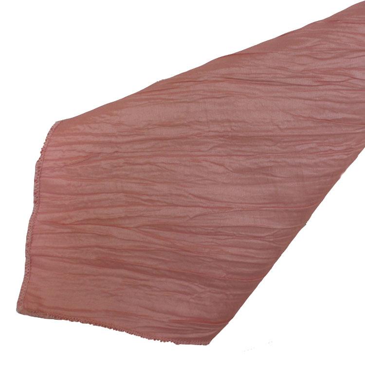 Pink Crinkle Napkins